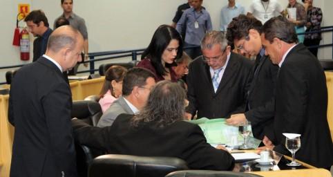 Vereadores da Câmara Municipal de Campo Grande<br />Foto: Divulgação