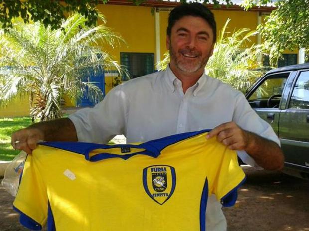 Atual vice, Telles espera comandar o time amarelo com possível saída de Rodrigues<br />Foto: Arquivo Pessoal