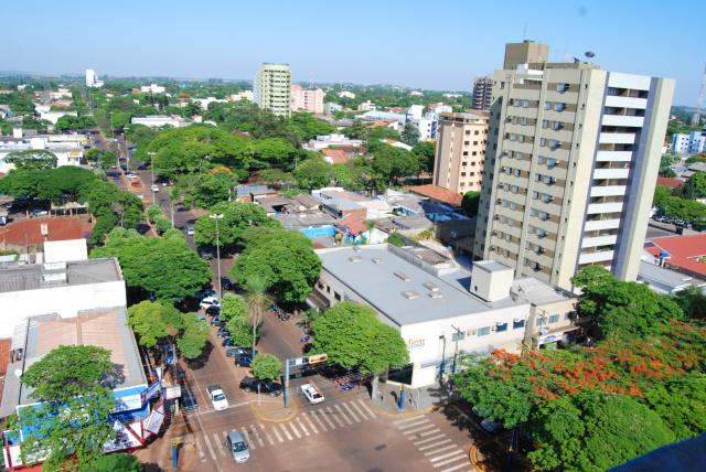 Cidade cresce e é uma das mais importantes economicamente para o Estado (Foto: Arquivo/Ademir Almeida)