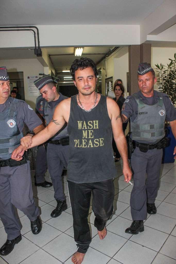 Renner foi preso e pagou R$ 10 mil de fiança<br />Foto: Divulgação