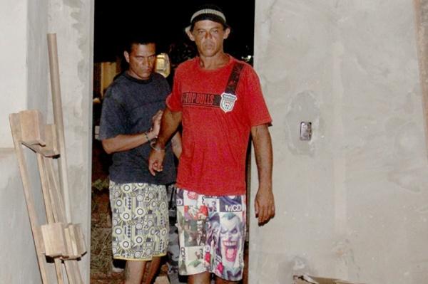 Assassinos de Francisco das Chagas, Luiz e Joedno.<br />Foto: Divulgação