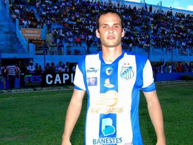 Campeão capixaba pelo São Matheus em 2013, Almeida retorna ao Corumbaense para o Estadual (Foto: Divulgação)