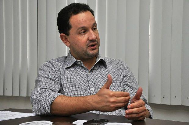 Secretário de Fazenda de Dourados Walter Carneiro Junior<br />Foto: divulgação