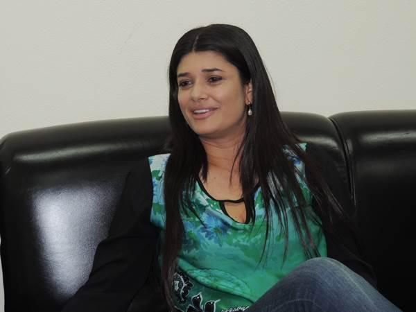 Vice governadora eleita, Rose Modesto<br />Foto: Tayná Biazus