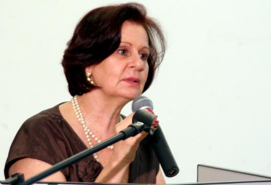 Maria Cecília Amendola da Motta foi secretária de educação de Campo Grande, no governo Nelsinho Trad (PMDB)<br />Foto: Reprodução