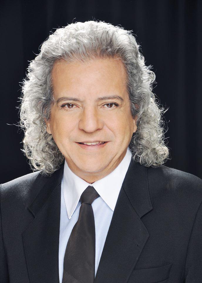 O jornalista, radialista, cerimonialista e consultor Gino Rondon - Foto Divulgação