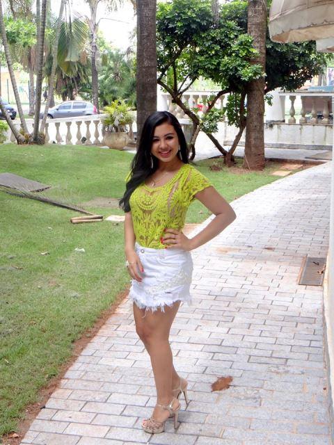 Vanessa Ayala é nascida em Campo Grande e criada em Porto Murtinho<br />Foto: Divulgação