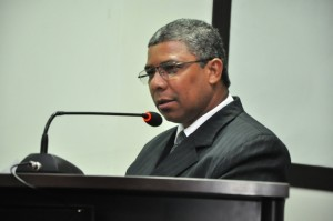 Vereador Cido Pantanal (SDD)
