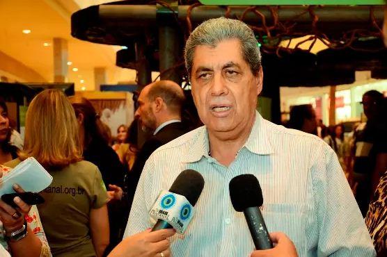 Governador André Puccinelli (PMDB)<br />Foto: Divulgação Notícias MS