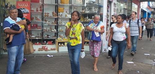 Centro de Campo Grande<br />Foto: Dany Nascimento
