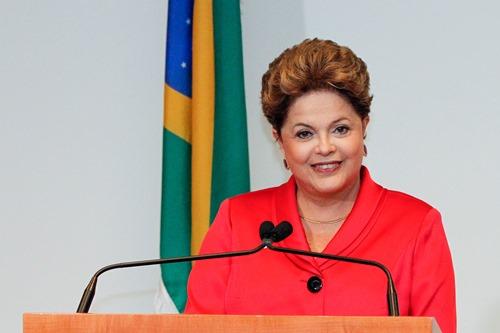 Presidente Dilma Rousseff (PT)<br />Foto: Divulgação