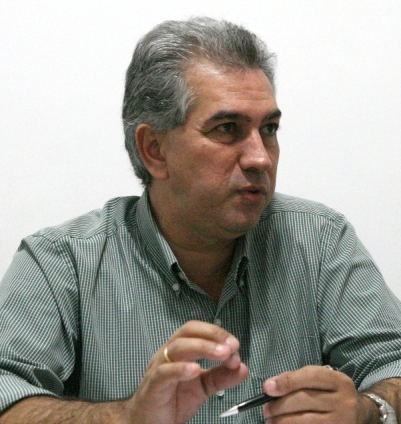 Governador eleito, Reinaldo Azambuja (PSDB)<br />Foto: Arquivo