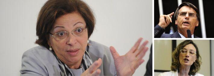 Ministra da Secretaria de Direitos Humanos da Presidência da República, Ideli Salvatti<br />Foto: Divulgação