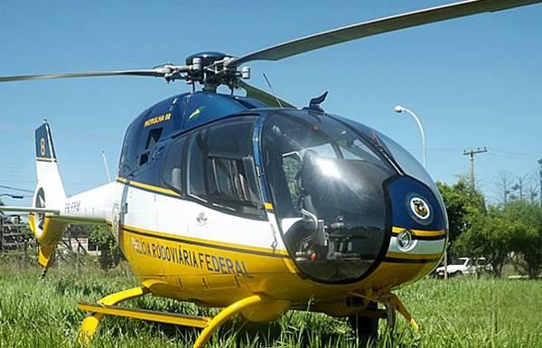 Helicóptero irá ajudar a identificar motoristas irregulares nas rodovias<br />Foto: Divulgação