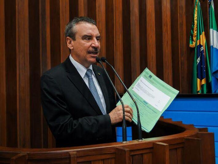 Deputado estadual Paulo Corrêa (PR)<br />Foto: Divulgação