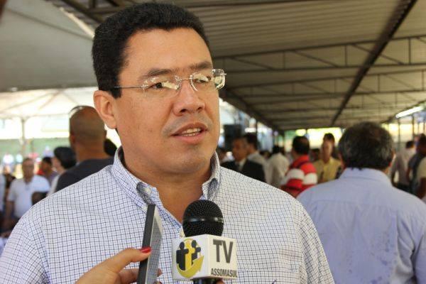 Presidente da Assomasul Douglas Figueiredo (PDT)<br />Foto: divulgação