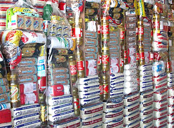 A cesta para uma pessoa com 15 produtos, a alta foi de 3,82%, passando a custar R$ 312,67<br />Foto: Edemir Rodrigues
