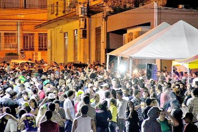"""A partir deste domingo (18) o bloco fará o """"Esquenta Capivara"""" todos os domingos até o dia 08 de fevereiro<br />Foto: Divulgação"""