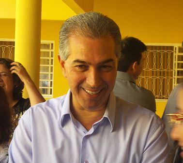Governador do Estado, Reinaldo Azambuja (PSDB)<br />Foto: Tayná Biazus