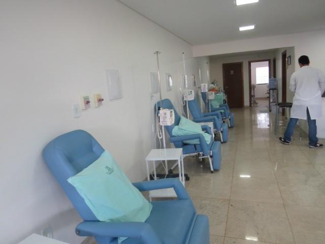 Desde quarta-feira o Hospital do Câncer está fechado para novos atendimentos<br />Foto: Adriano Moretto