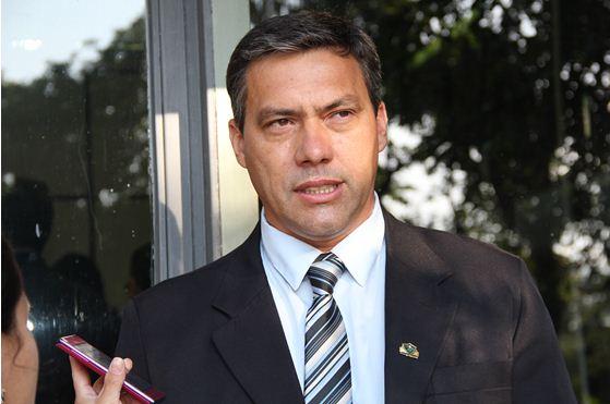 Pedro César Figueiredo de Lima, comandante da Agepen<br />Foto: Divulgação Notícias MS