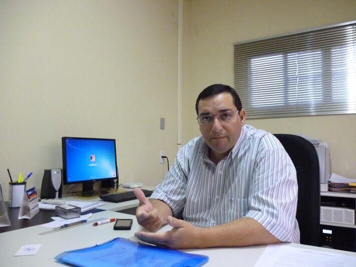 Gilson da Silva Sá, presidente do Sinpospetro<br />Foto: Divulgação