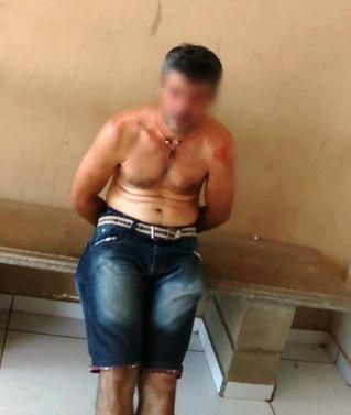 Acusado de ter matado cachorro a pauladas e ameaçado esposa<br />Foto: TL Notícias