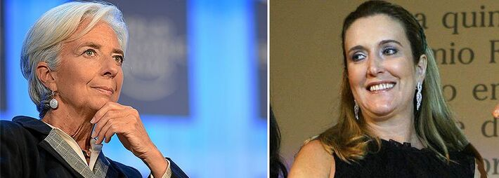 """</p> <p style=""""text-align: justify;"""">A diretora-chefe da FMI, Christine Lagarde, nomeou a brasileira Carla Grasso como nova diretora-geral-adjunta e diretora administrativa, considerado o 3° maior cargo da instituição.</p> <p style=""""text-align: justify;"""