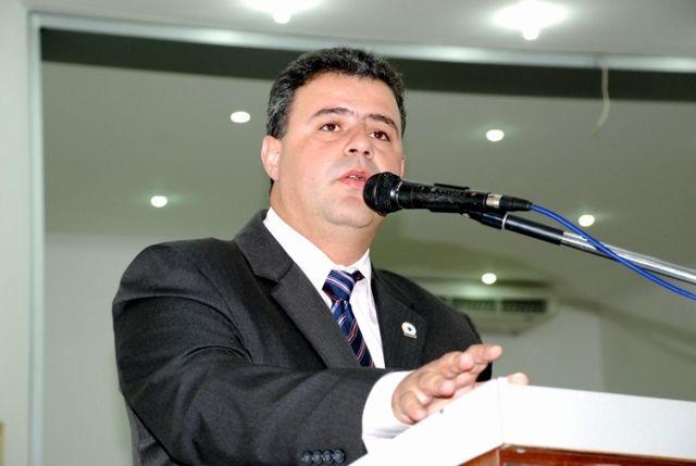 Vereador gena Volpato (PMDB)