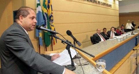 Presidente da Cãmara destaca importância de fiscalizar executivo
