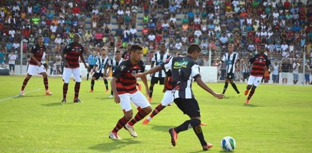 Partida contra o Ivinhema será às 16h no estádio Arthur Marinho