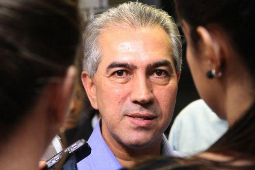 Governador odo Estado, Reinaldo Azambuja