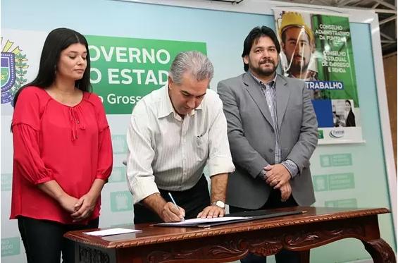 O lançamento da 'Linha de Microcrédito MS Cidadão' será feito pelo governador Reinaldo Azambuja nesta terça-feira