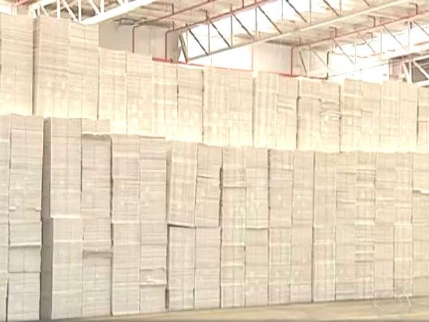 Celulose foi o principal produto de MS exportado para a China em janeiro