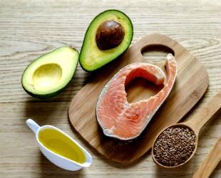 As gorduras boas são priorizadas nessa dieta