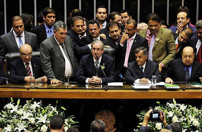 Cunha disse que há um anseio dos deputados por uma Casa menos atrelada às demandas do governo.