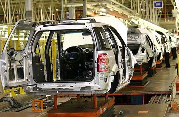 No final do ano passado foram produzidos 204 mil carros, e neste ano 204,8 mil.