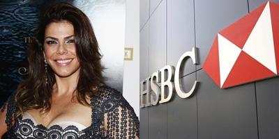 Atriz global faz parte dos clientes que têm conta no HSBC e sonegam impostos no Brasil