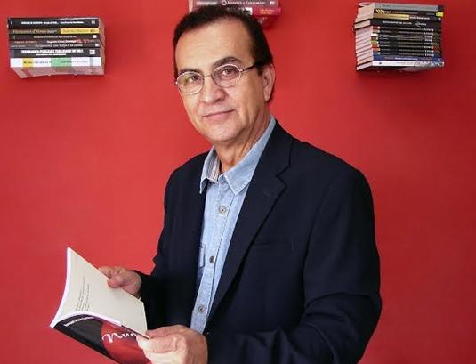 Poeta Ismael Diniz lança novo livro na próxima quarta-feira