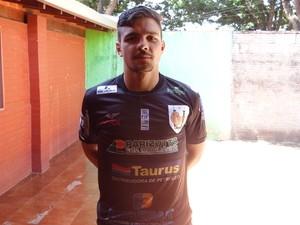 Filipe Mello, ex-Batatais (SP) e São José (SP), pode fazer sua estreia com a camisa do Leão da Fronteira neste final de semana diante do Corumbaense