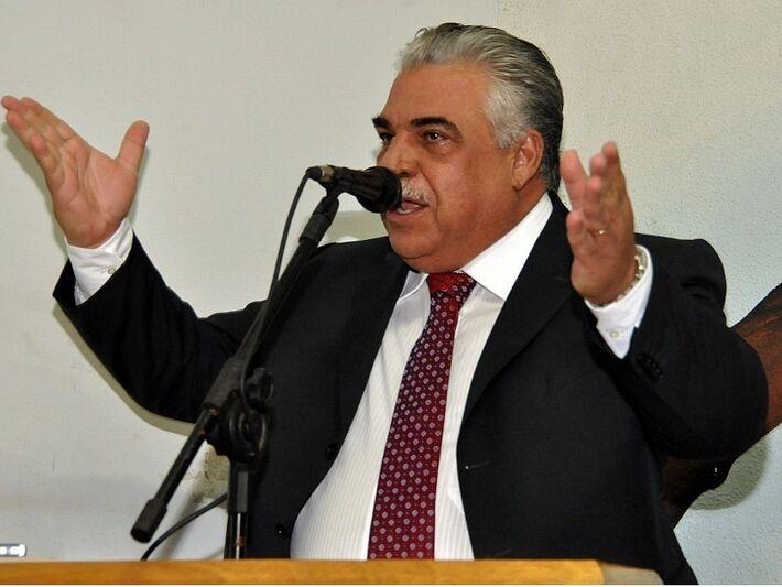 Prefeito de Aquidauana José Henrique Trindade (PDT)