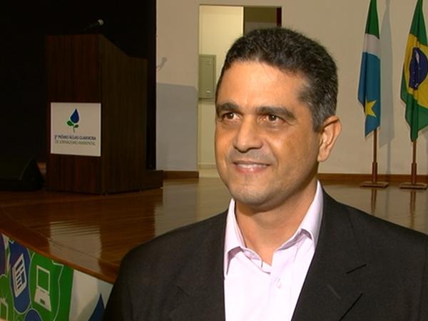 Presidente da Águas Guariroba José João Fonseca