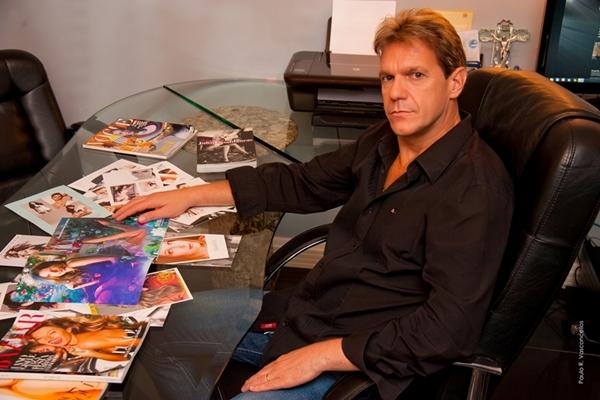 Dilson Stein é considerado o maior descobridor de modelos do Brasil