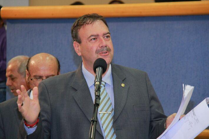 Vereador Paulo Siufi.