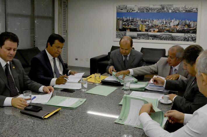 Reunião na terça-feira da CCJR para análise de vetos e projetos