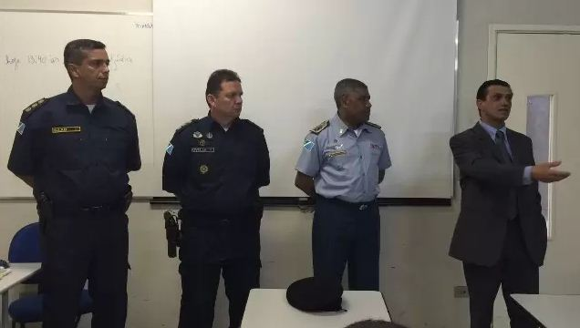Secretário de Justiça e Segurança Pública se reúne com os Comandantes da Polícia Militar