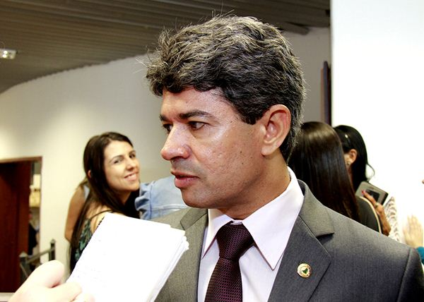 Líder do governo na Casa de Leis, deputado Rinaldo Modesto