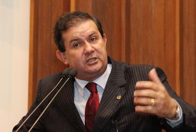 Deputado Eduardo Rocha (PMDB)