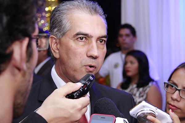 Governador do Estado, Reinaldo Azambuja