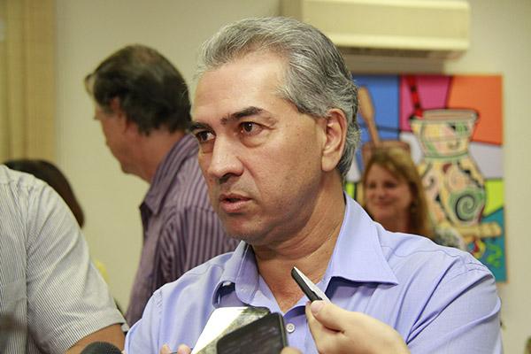 Governador do Estado, Reinaldo Azamabuja